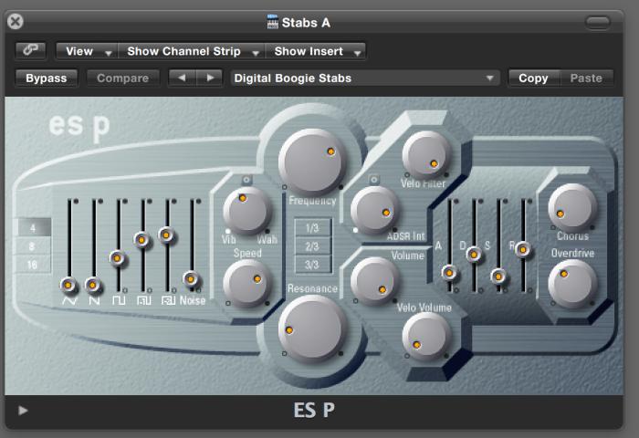 Digital Boogie Stabs