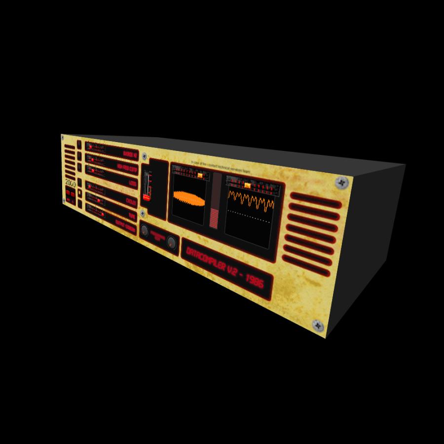 DATACompiler 2000: ReaktorPlugin